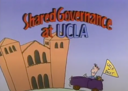 Shared Governance at UCLA