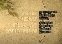 The View from Within - Japanese American Art from the Internment Camps 1942 1945