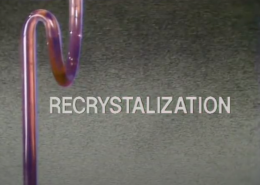 Recrystalization