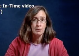 Just-In-Time Videos