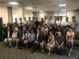 Group Photo of Attendees from the 4th Annual International Faculty Development Program