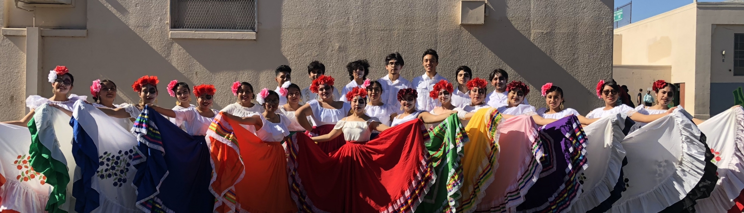CBL Afterschool Programs Folklorico