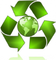Green recycle image
